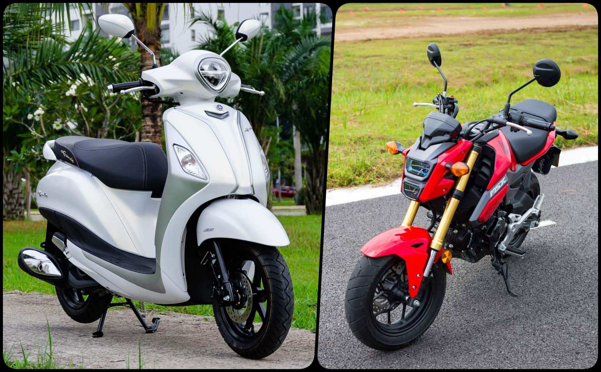 Tổng hợp các mẫu xe máy có mức tiêu hao nhiên liệu vừa được dán nhãn theo quy định mới | Tinh tế