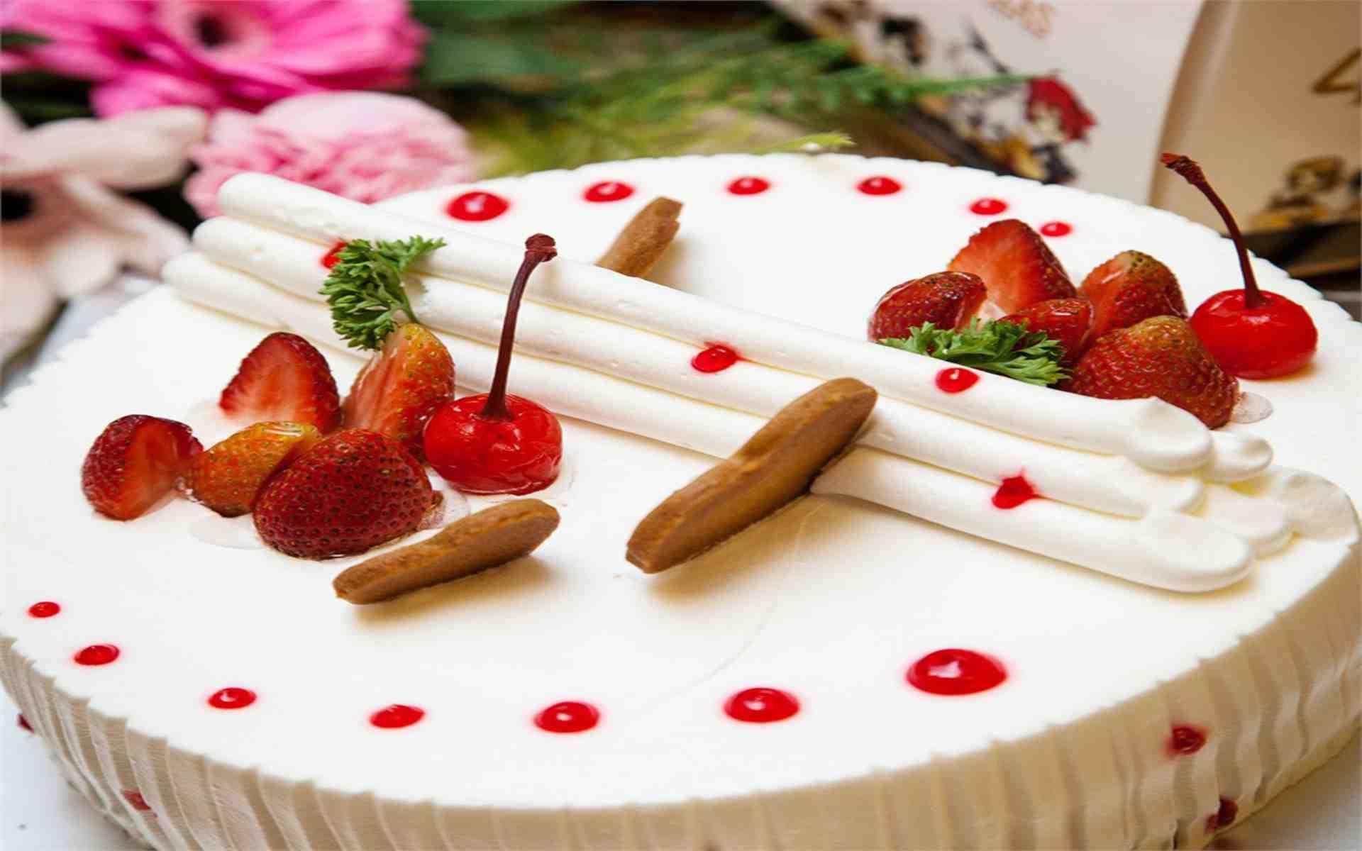 Buffet bánh ngọt