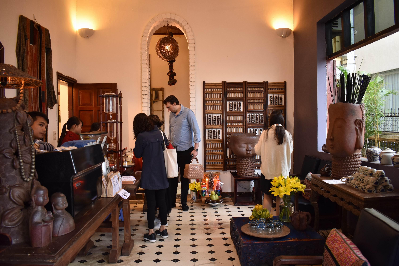 Maison De Tet Decor, Hanoi, Vietnam - Nadiasigit.com