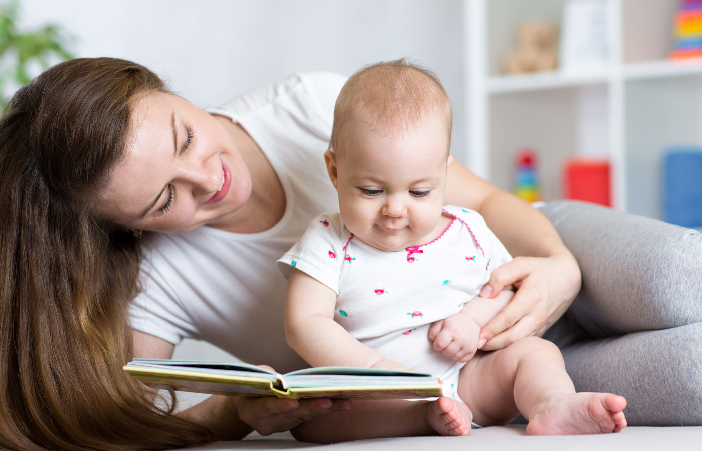 Great Baby Books for Your Little One - Nashville fun and things to do for parents and kids