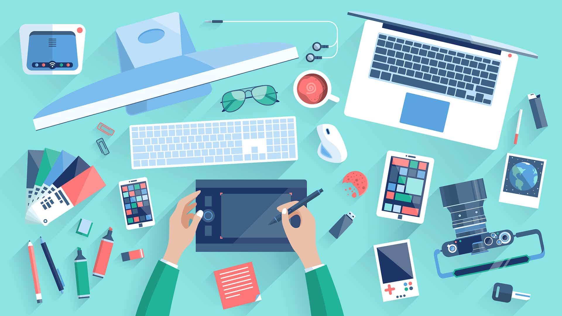 Học thiết kế đồ họa tại Hà Nội uy tín