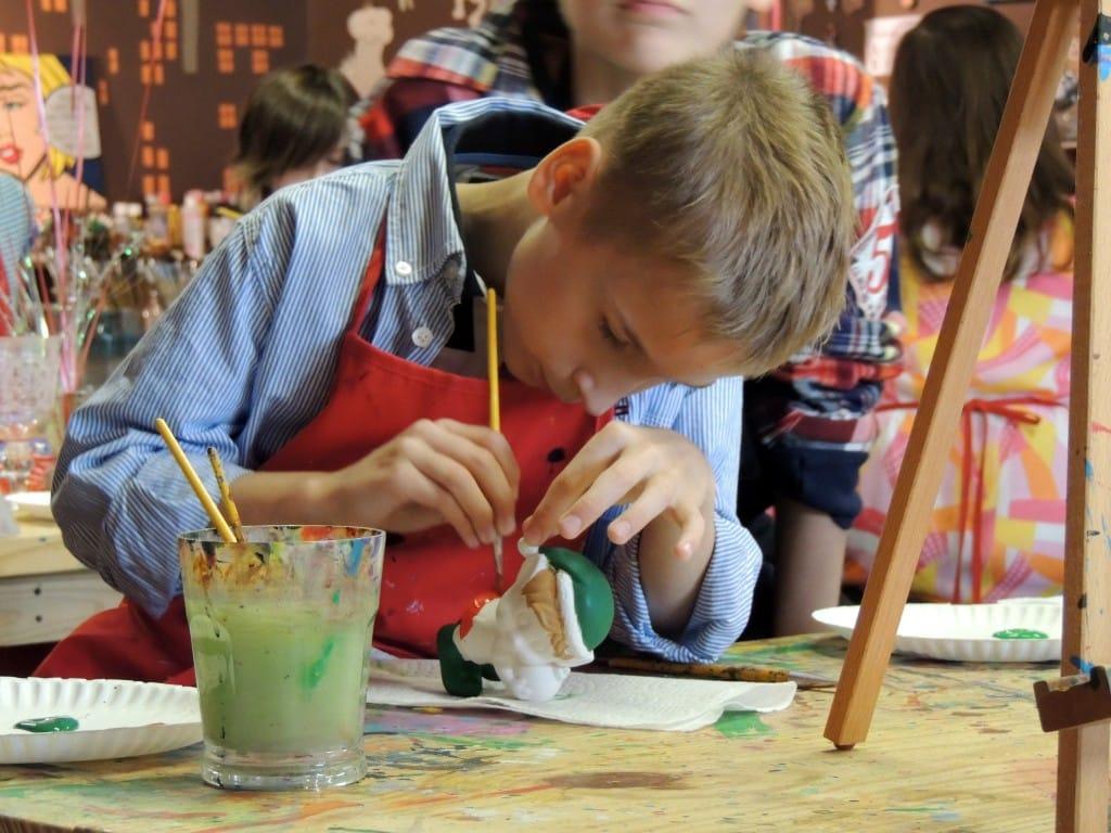 Kid Paint Free Day! - Kid 101