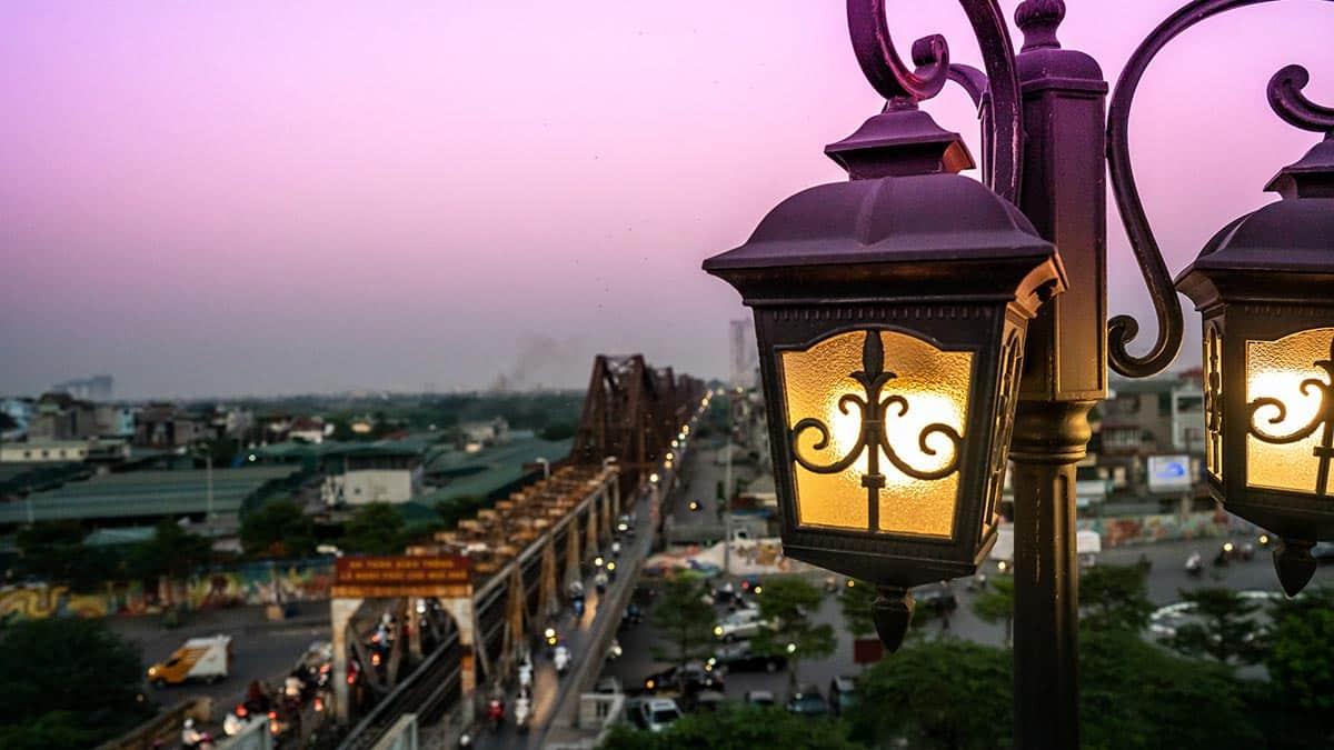Địa điểm chụp ảnh đẹp ở Hà Nội