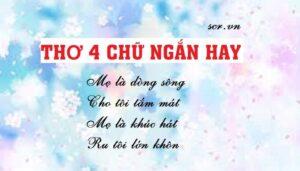 Tho 4 Chu Ngan Hay (1)