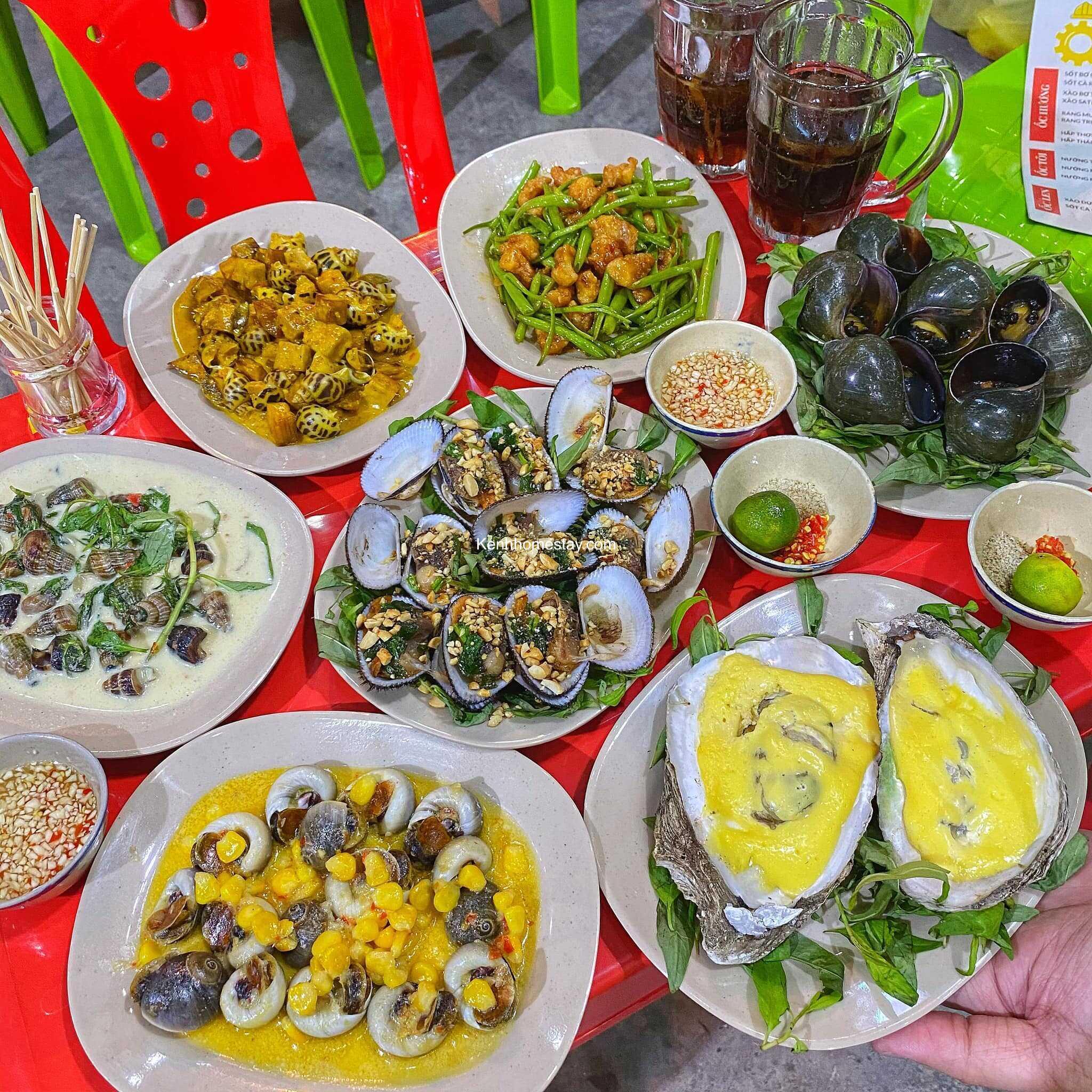 Top 10 Quán ốc quận 11 Sài Gòn ngon giá rẻ cực đông khách ©️ Phuot.org