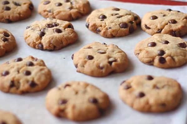Cách làm bánh Cookies bơ(bánh quy) đơn giản mà ngon nhất