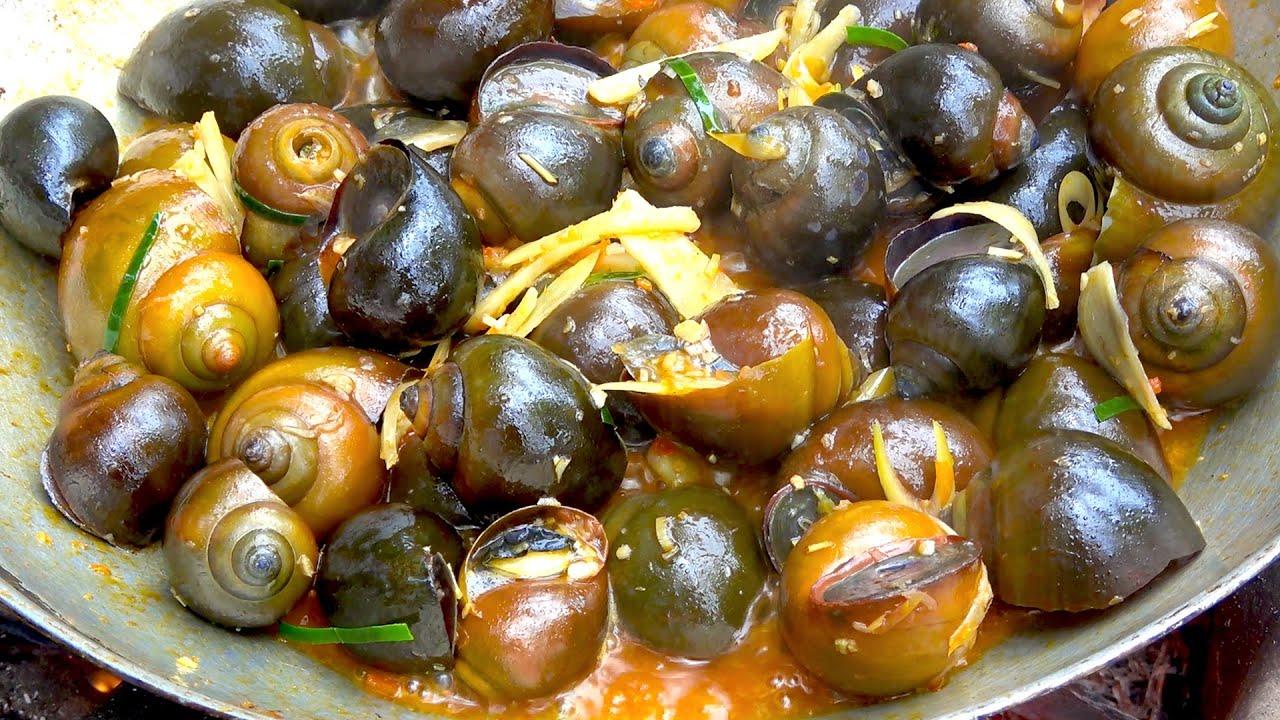 Ốc bươu vàng làm món gì ngon? Món ngon từ ốc bươu vàng cho tín đồ ăn