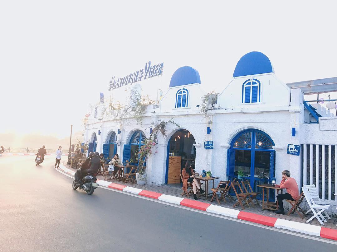 Check-in Cực Chất Tại Các Điểm Có Phong Cách Santorini Ngay Tại Việt Nam   GODY.VN