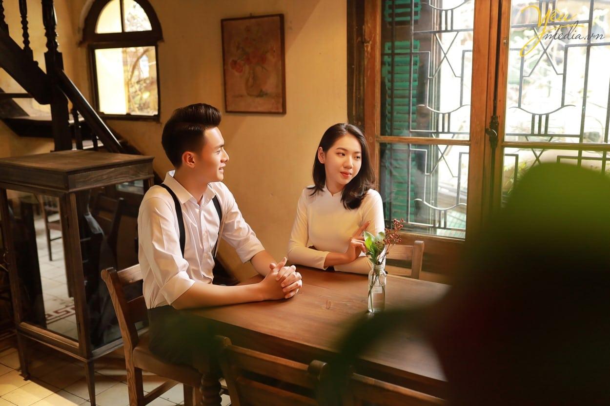 Các quán cafe yên tĩnh ở Hà Nội