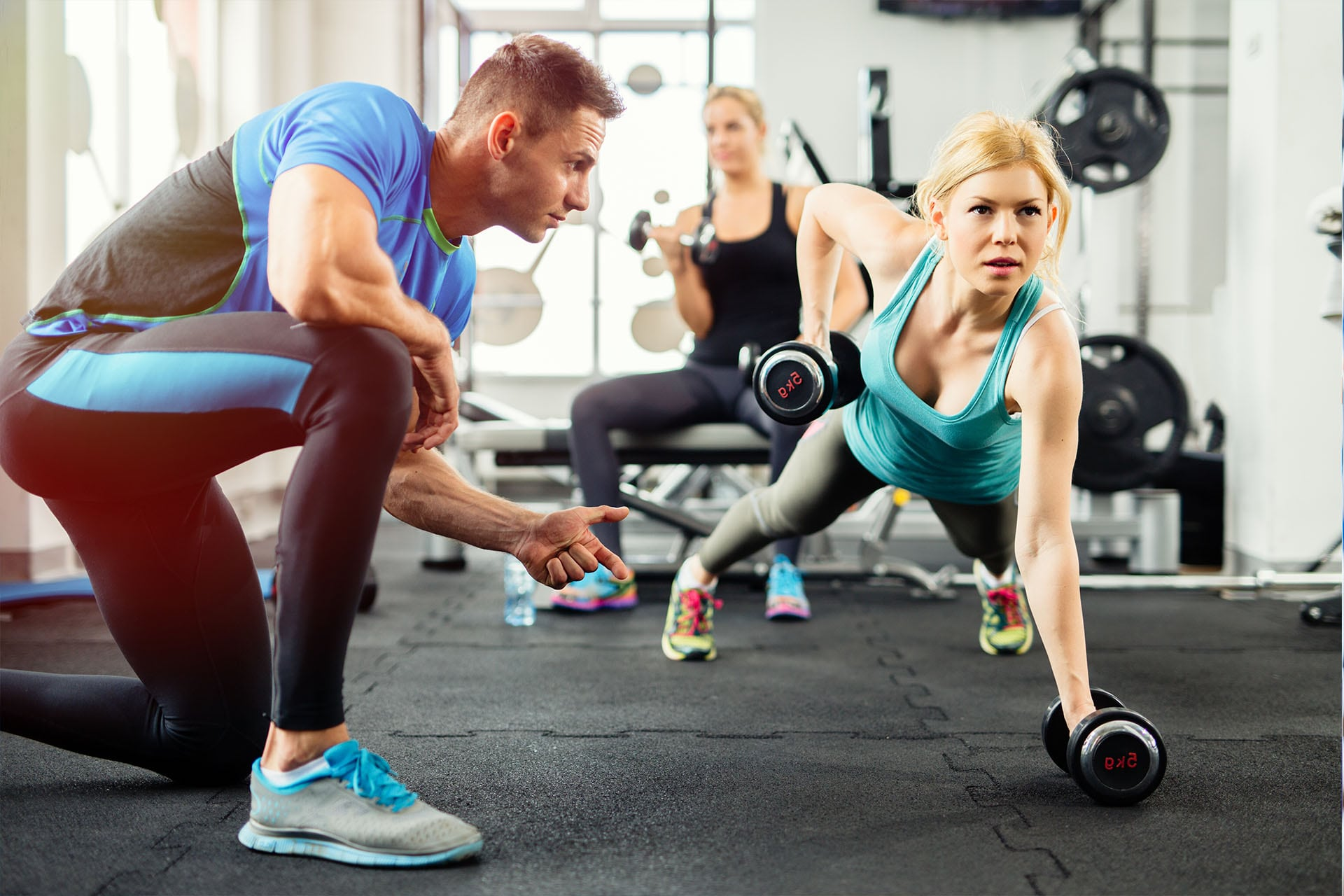 6 lưu ý quan trọng khi tập gym trong mùa dịch Corona