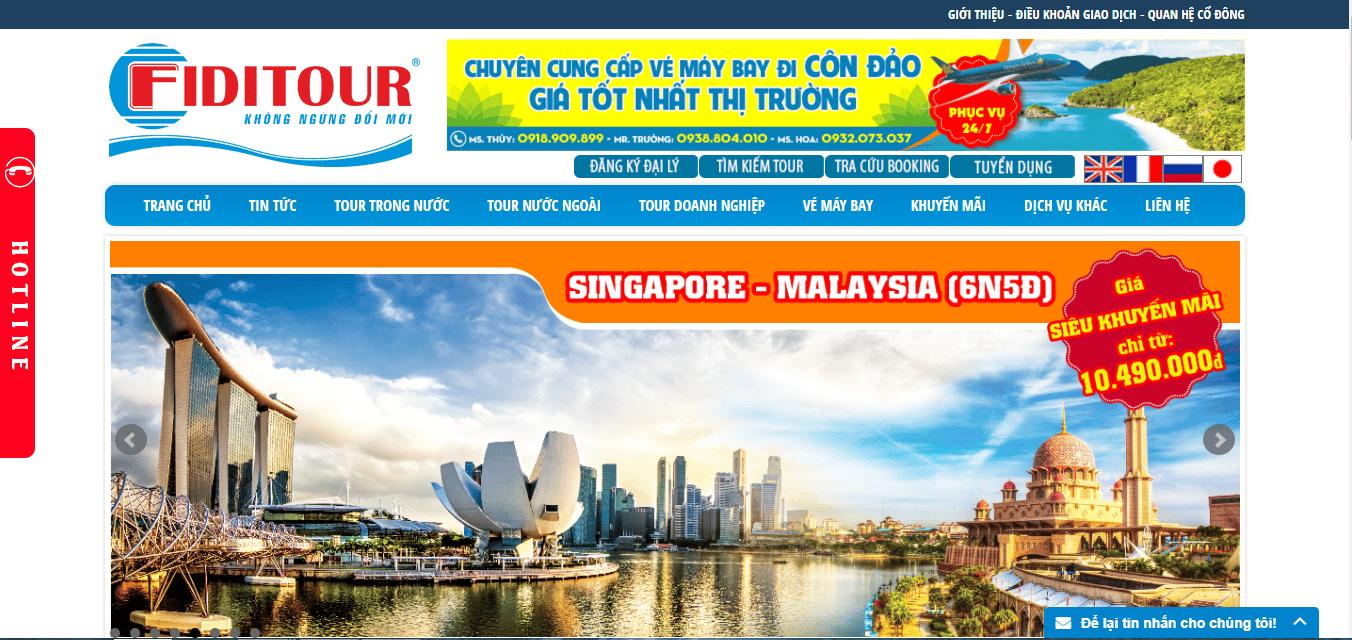 Website du lịch nổi tiếng (10)