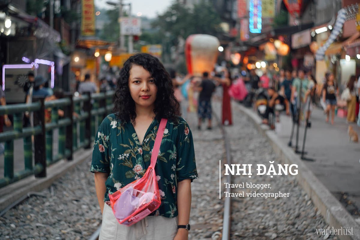 Travel blogger Việt Nam