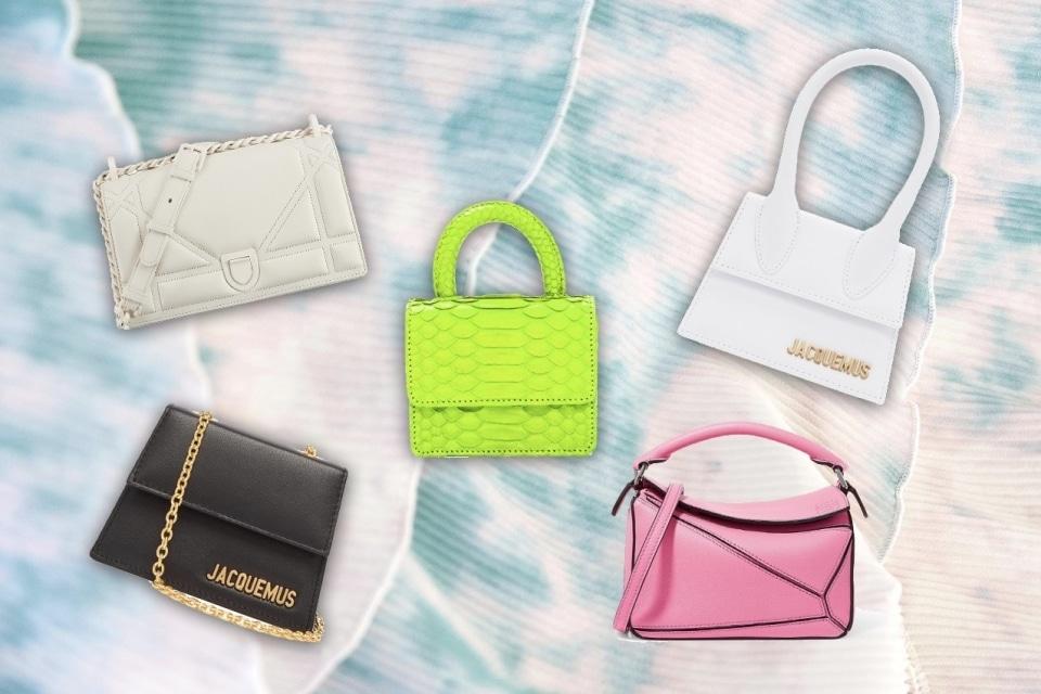 Top 5 chiếc túi xách mini giúp phối đồ của bạn trở nên thời thượng