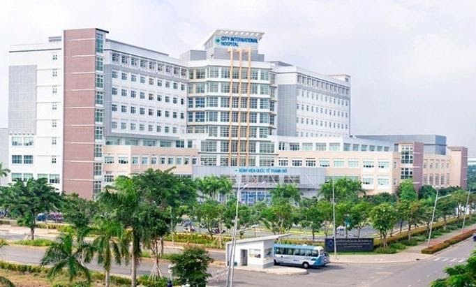 Bệnh viện quốc tế Thành Đô sử dụng sơn Nippon