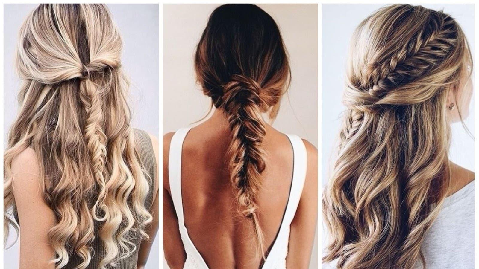 Cách tết tóc đơn giản tự siêu đẹp