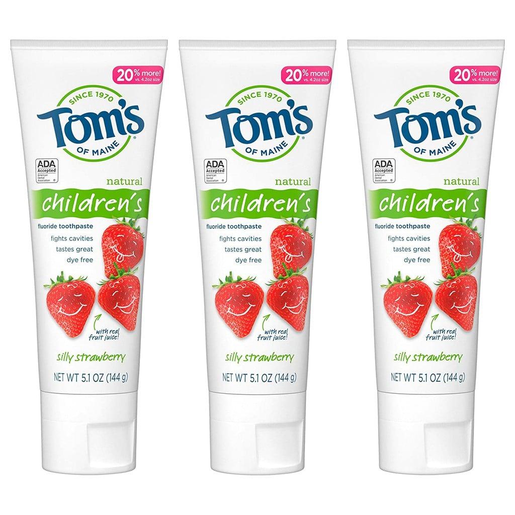 Made in USA][Mẫu mới 144g] Kem đánh răng organic trẻ em Tom's of Maine Children | Shopee Việt Nam
