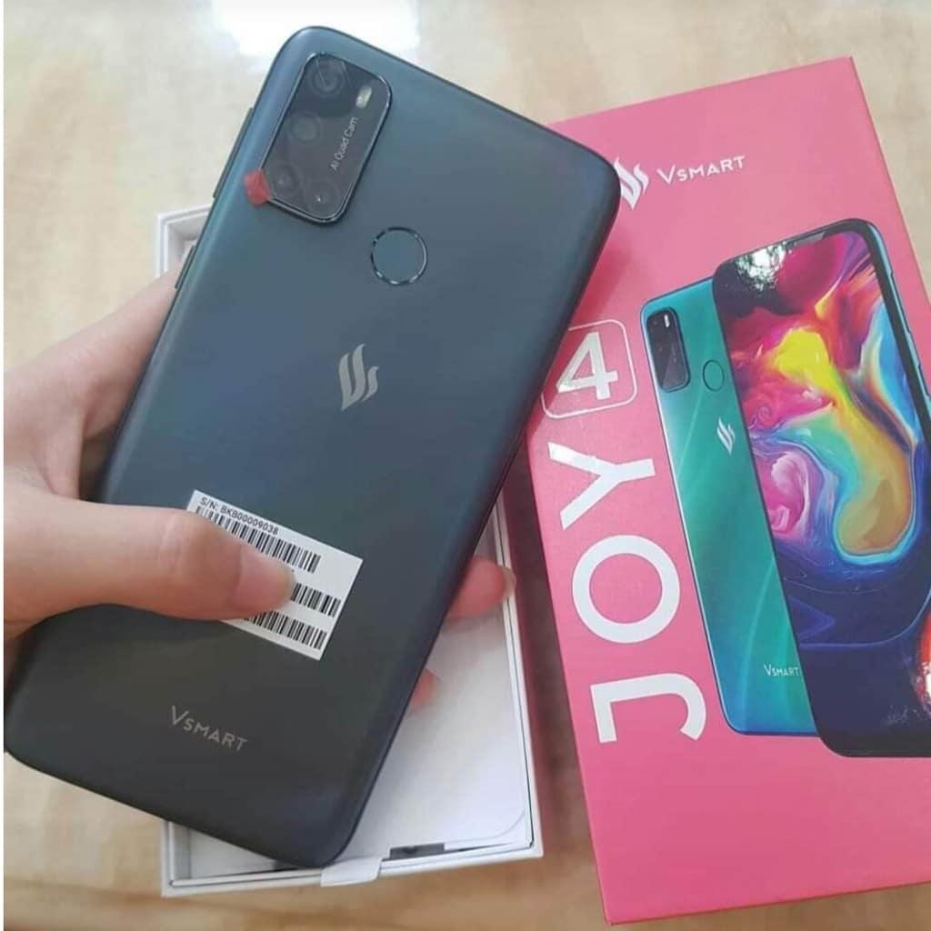 Điện thoại Vsmart Joy 4 (4GB/64GB) - Hàng chính hãng giá cạnh tranh