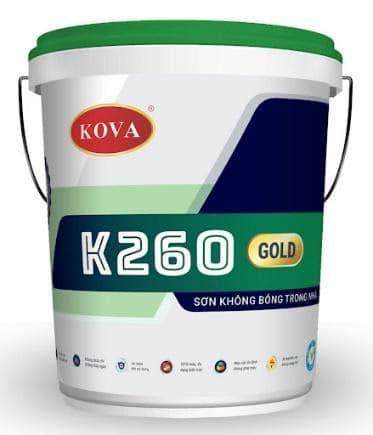Thương hiệu sơn Kova với sự đa dạng về sản phẩm và chức năng, cũng là thương hiệu sơn nội quốc duy nhất có đủ sức để cạnh tranh với các thương hiệu sơn nước ngoài.