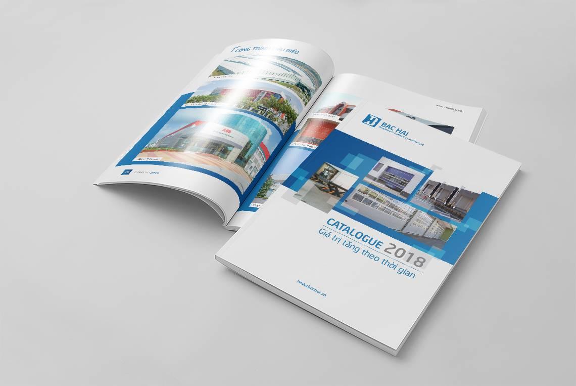 Dịch Vụ In ấn Catalogue Sản Phẩm/dịch Vụ Chuyên Nghiệp, Chất Lượng