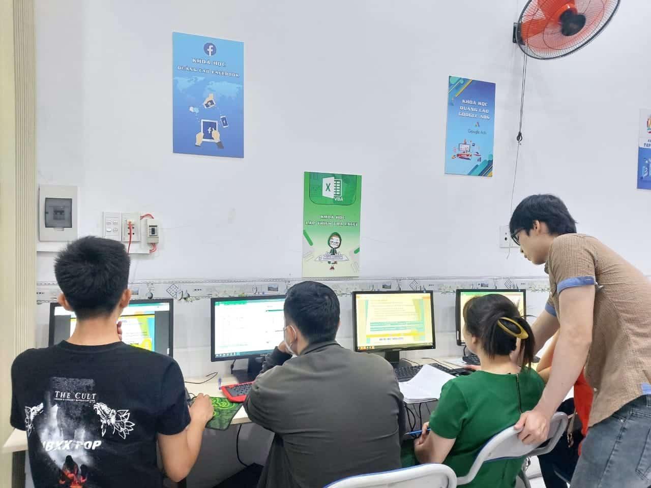 Học tin học văn phòng online miễn phí (1)