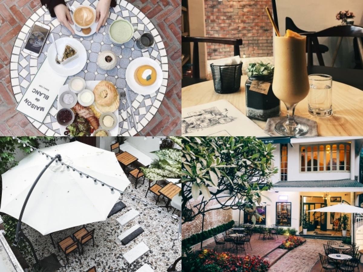Maison de Blanc với phong cách Pháp lan tỏa mọi ngóc ngách