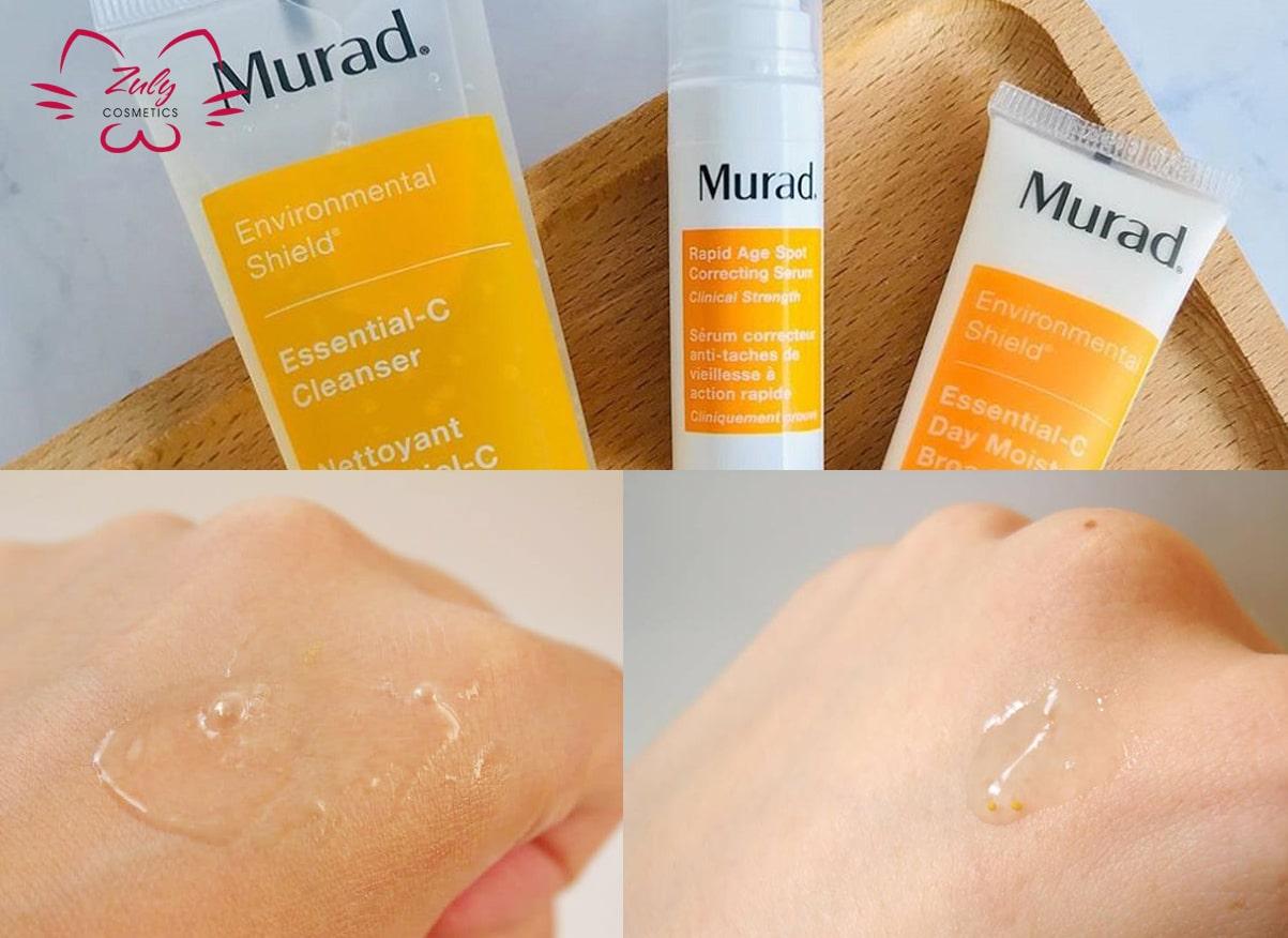 Sữa rửa mặt cho da dầu