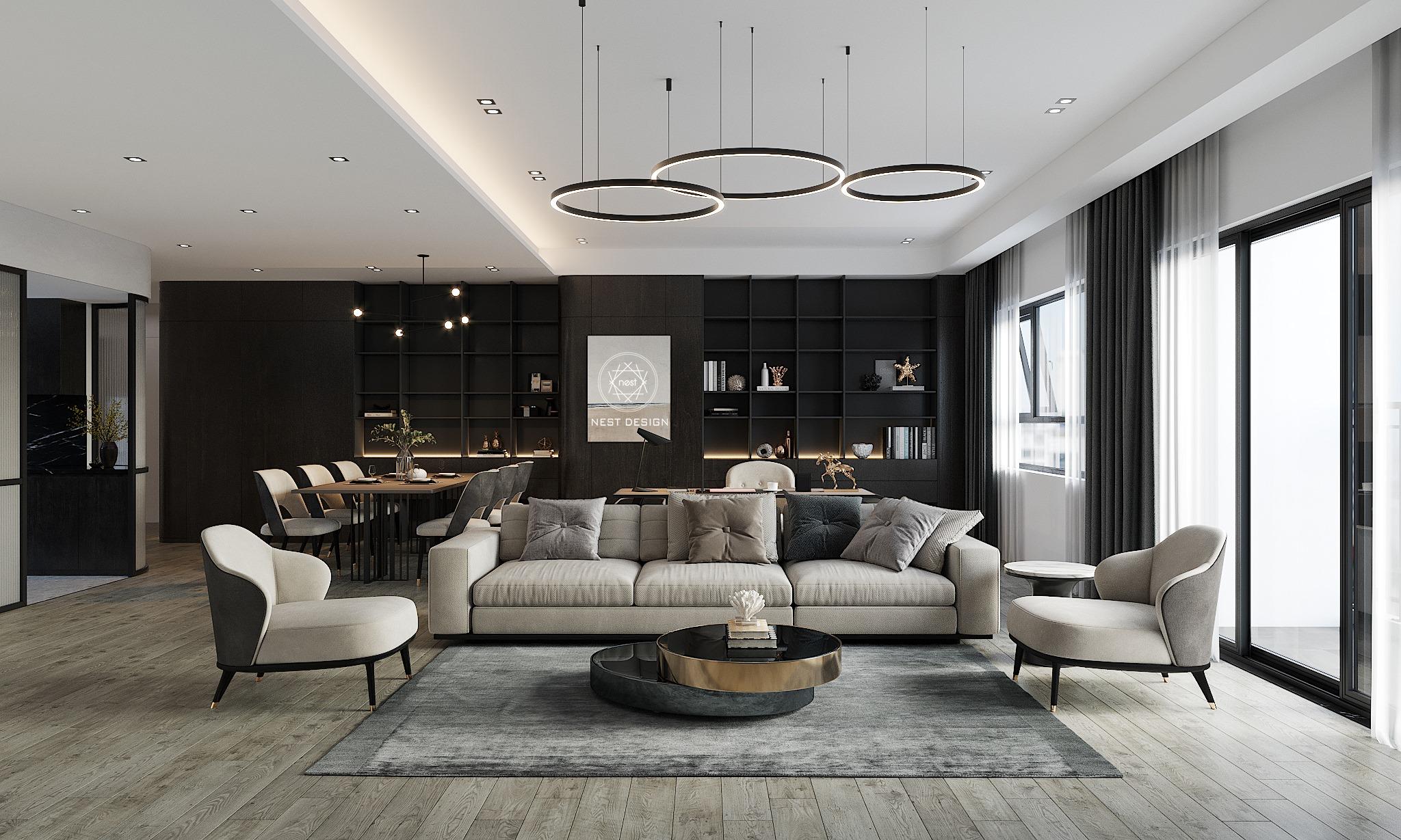 Tổng hợp các phong cách thiết kế nội thất tại Việt Nam   Nest Design   CÔNG TY CỔ PHẦN XÂY DỰNG THIẾT KẾ NỘI THẤT NEST DESIGN