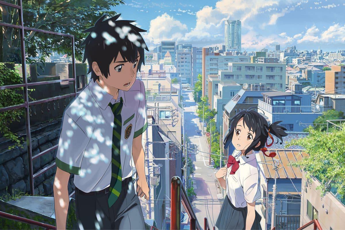 Phim anime tình yêu