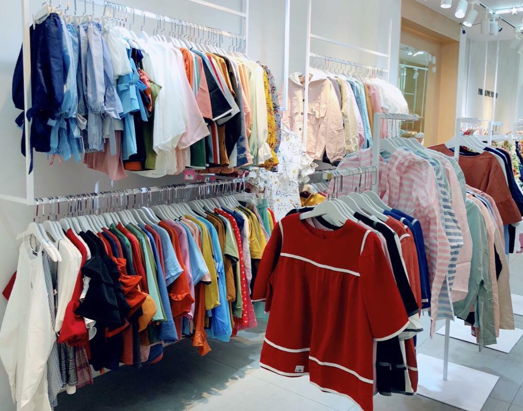 Shop quần áo ở Biên Hòa Đồng Nai