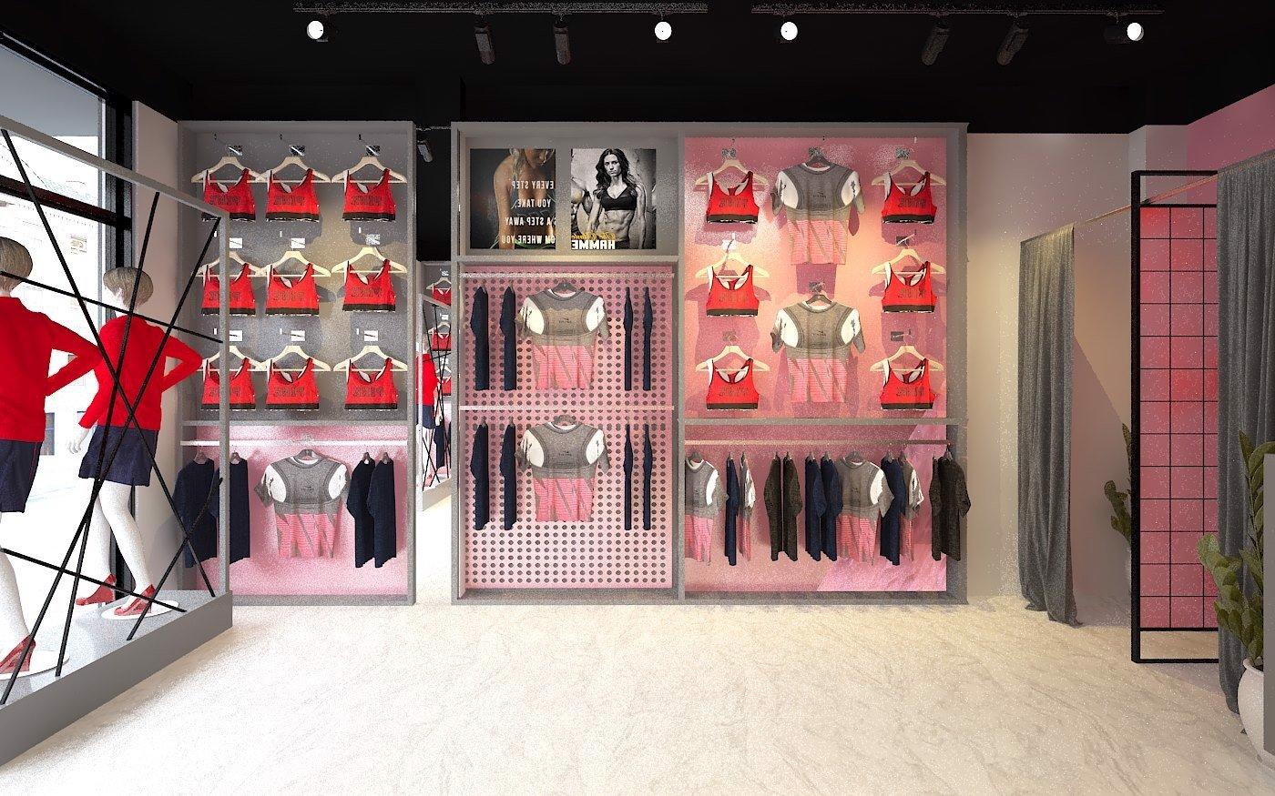 Shop quần áo thể thao Hà Nội
