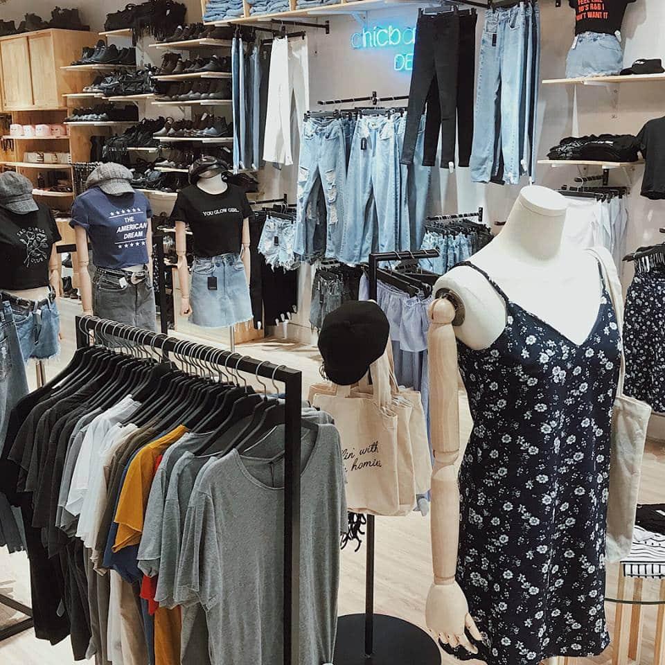 Top 15 shop quần áo nữ nổi tiếng nhất Hà Nội - sakurafashion.vn