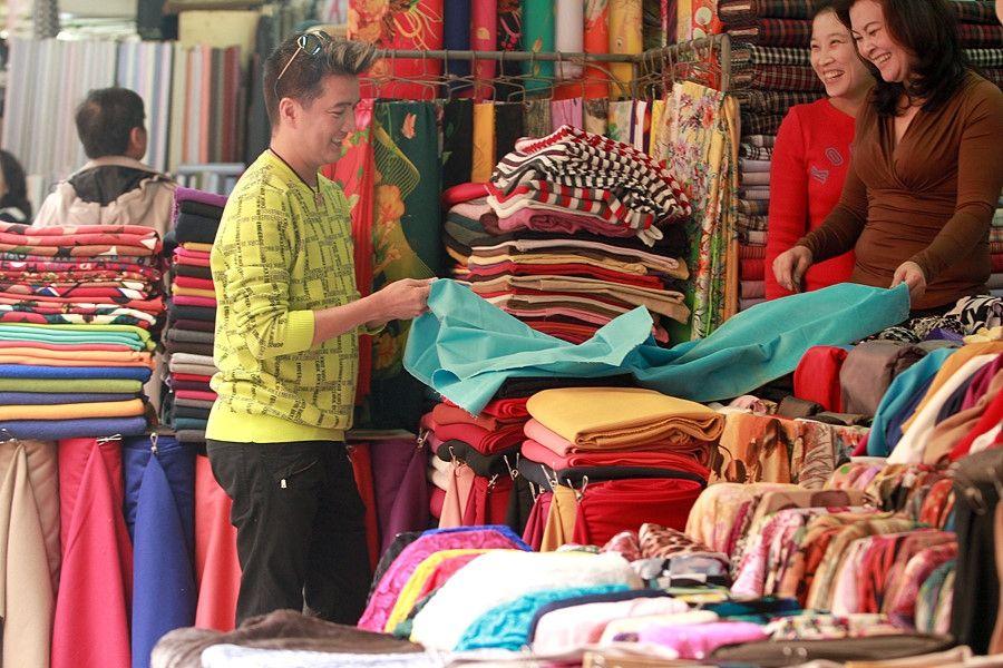 Bán vải áo dài giá cực rẻ