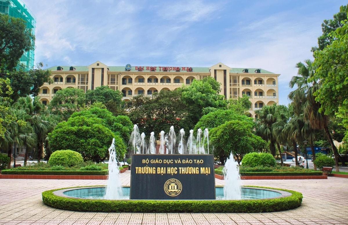 Điểm chuẩn Đại học năm 2021: Đại học Thương mại cao nhất 27,45