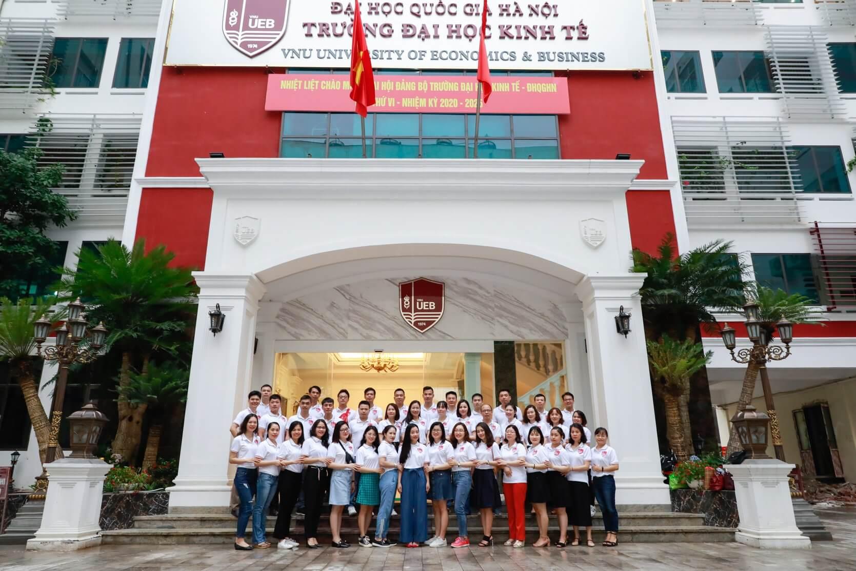 Review Trường Đại học Kinh tế - Hà Nội (UEB) ReviewEdu
