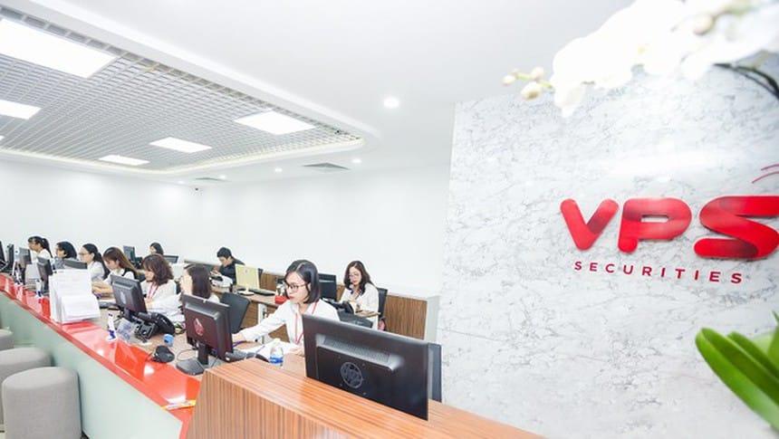 VPS dẫn đầu nhóm các công ty chứng khoán có thị phần giao dịch lớn nhất trên sàn HNX