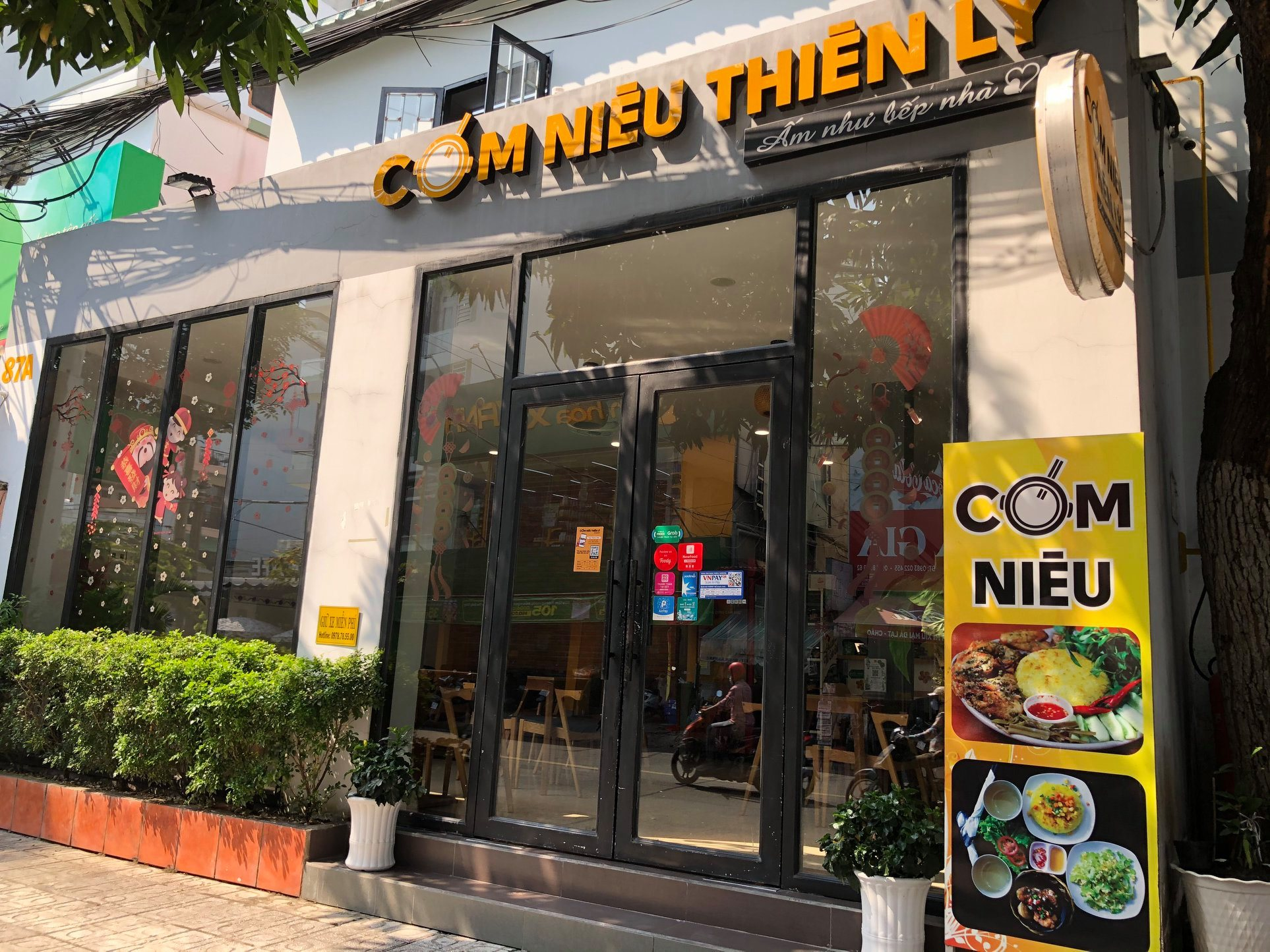 Nhà hàng quận Tân Bình ( 7 )