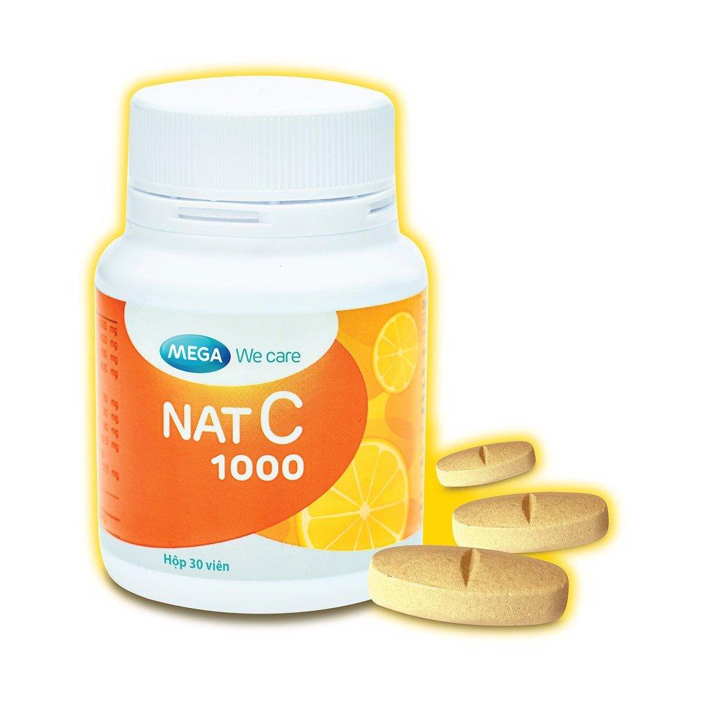 Viên uống vitamin c nào tốt ( 8 )