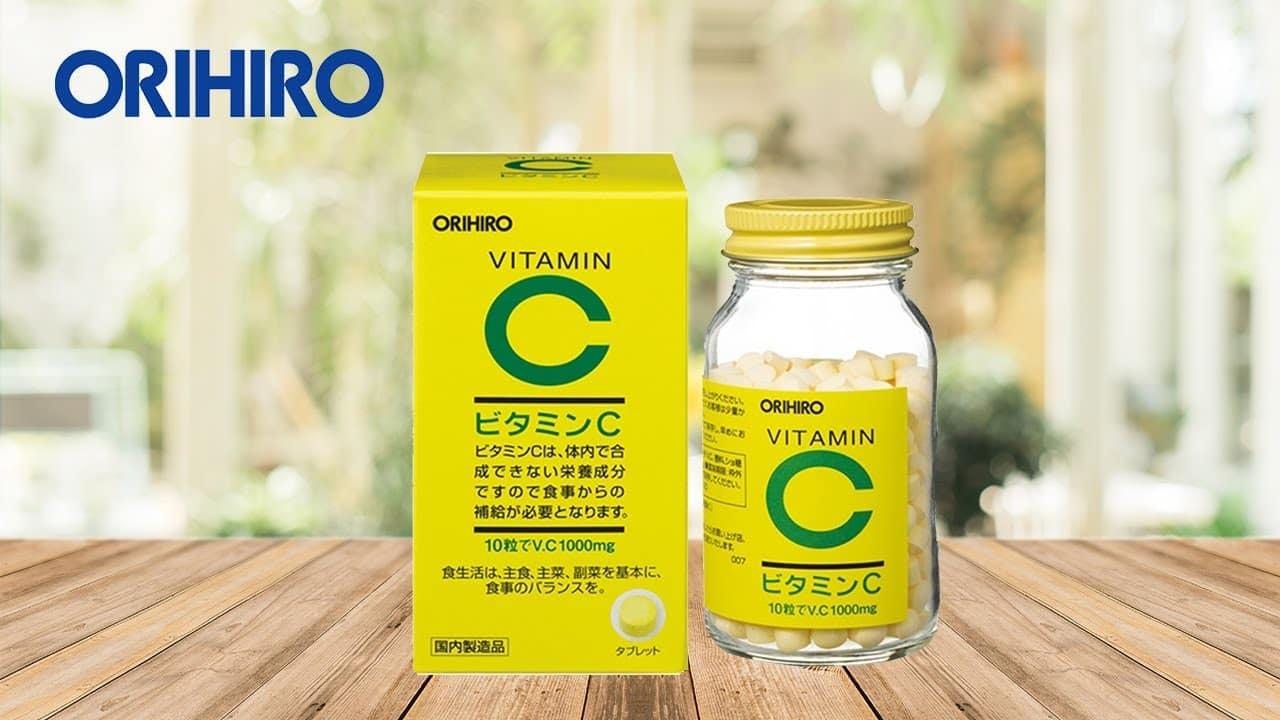 Viên uống vitamin c nào tốt ( 10 )
