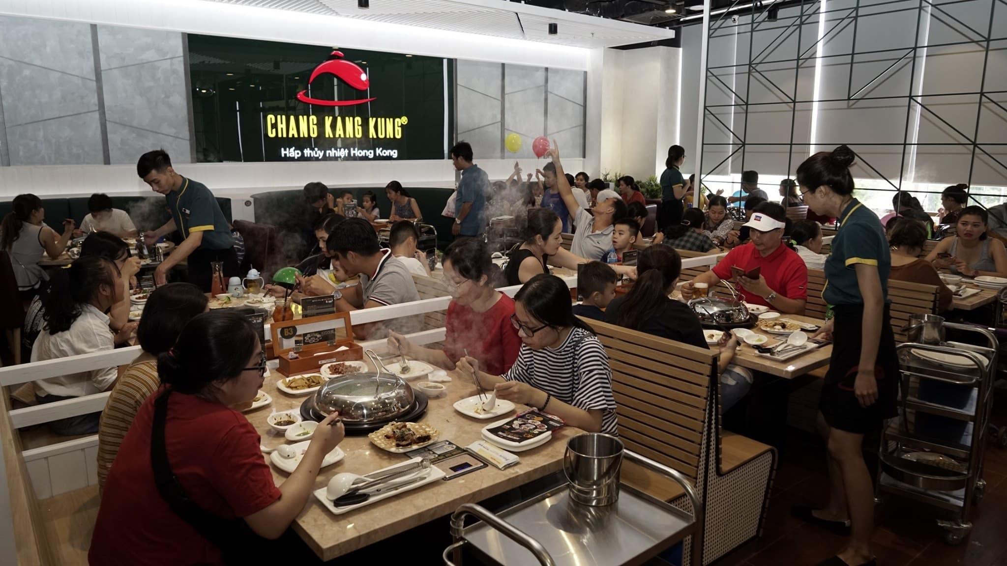 Nhà hàng quận Tân Bình ( 4 )