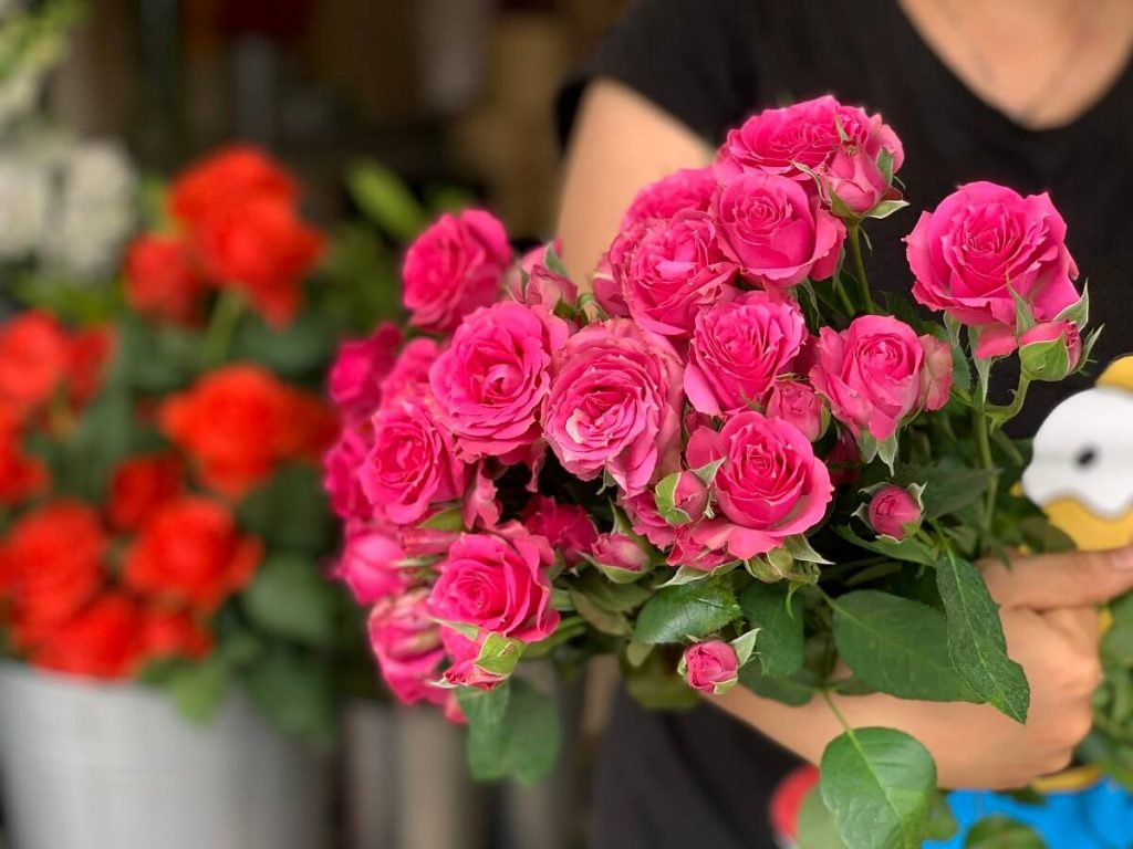 Shop hoa tươi Gò Vấp ( 1 )