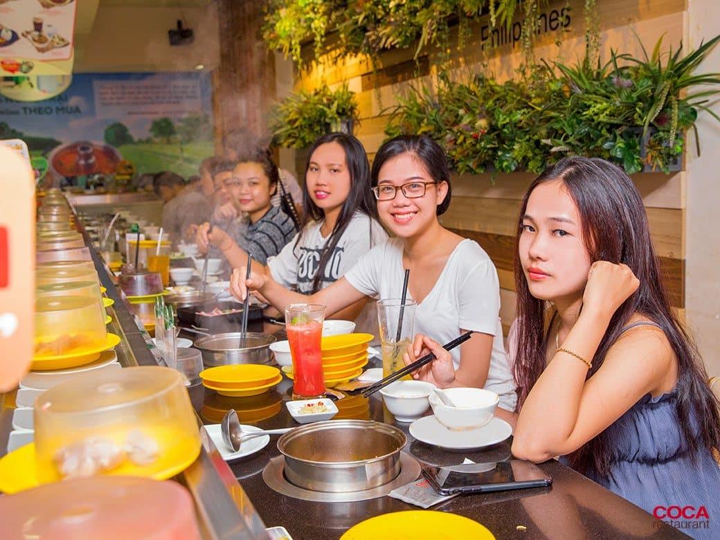 Nhà hàng quận Tân Bình ( 8 )