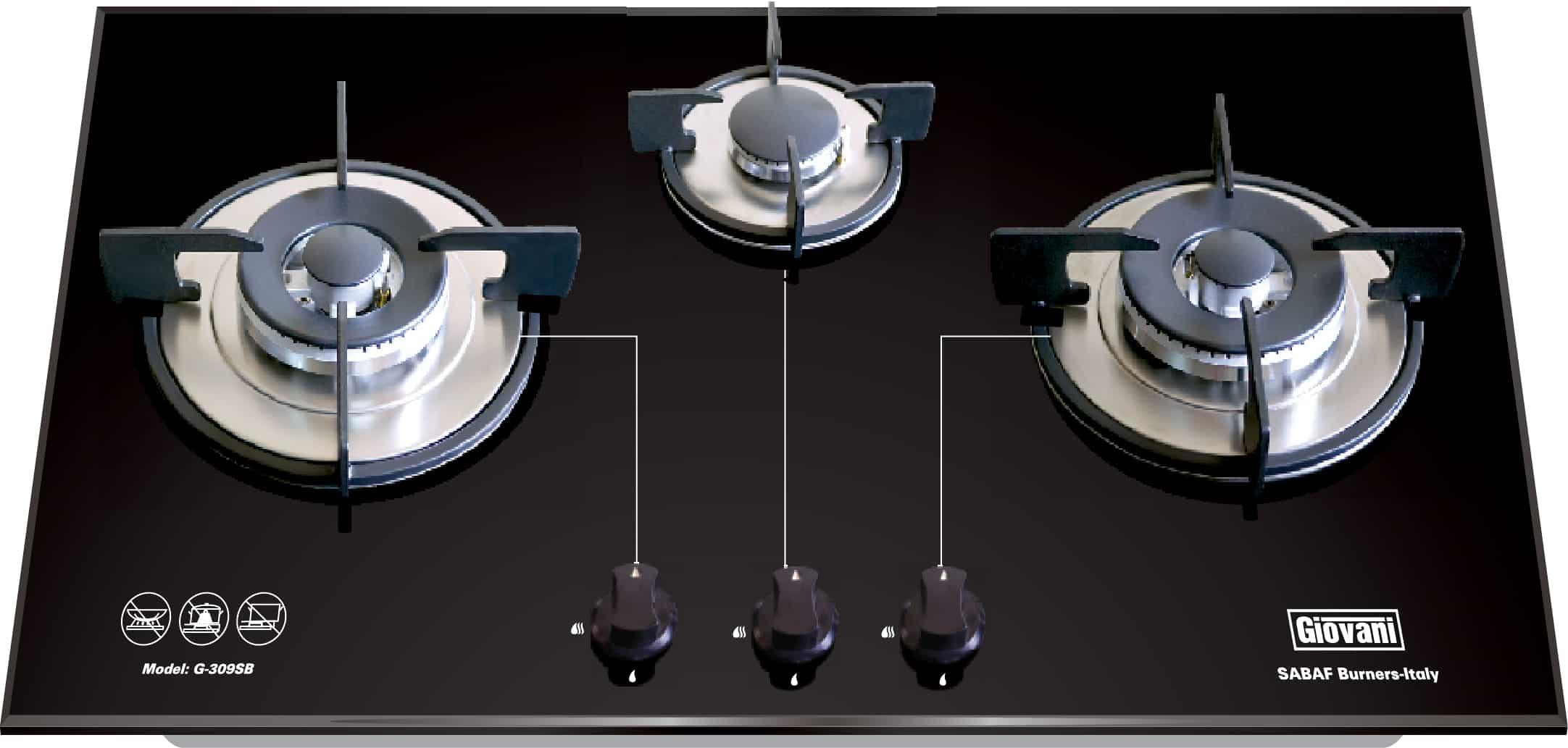Bếp ga âm loại nào tốt ( 8 )