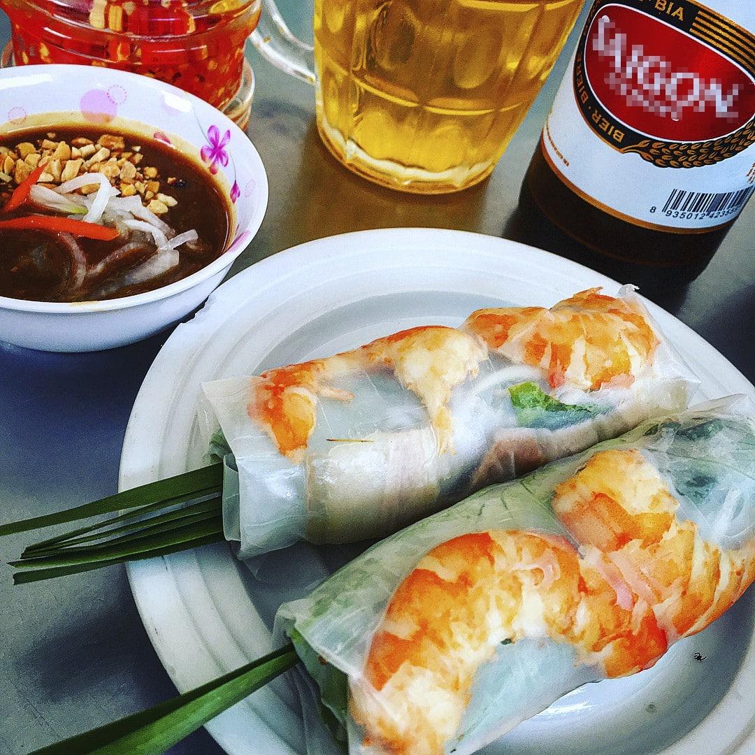 Phố ăn vặt Sài Gòn ( 3 )