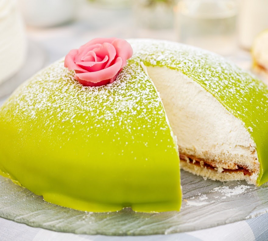 Bánh Swedish Princess