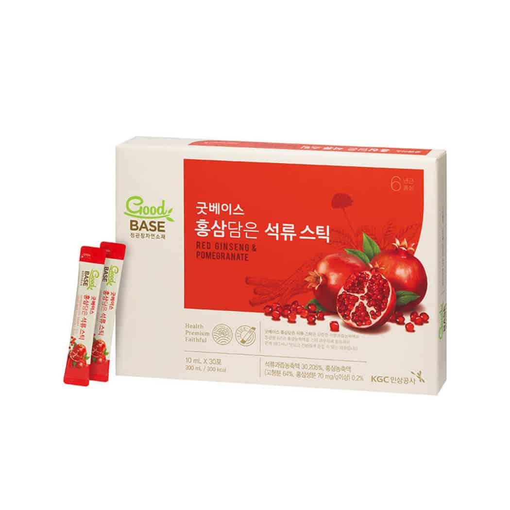 Sâm nước Hàn Quốc loại nào tốt? ( 4 )