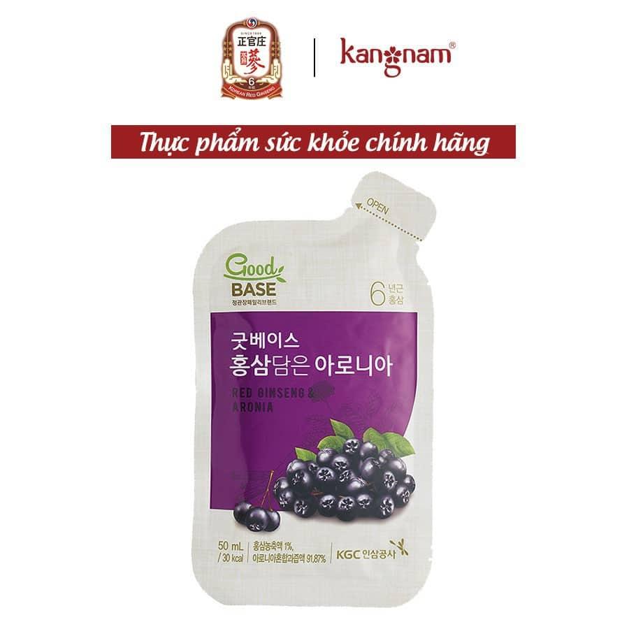Sâm nước Hàn Quốc loại nào tốt? ( 6 )