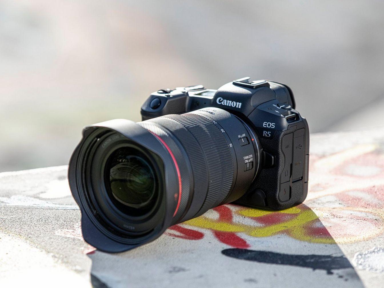 Canon EOS R5 - Cameras - Canon Europe
