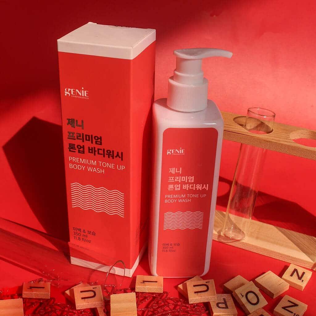 Sữa tắm trắng Hàn Quốc ( 1 )