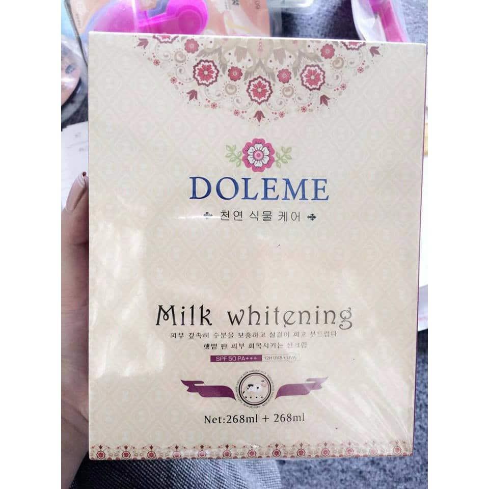 Sữa tắm trắng Hàn Quốc ( 2 )