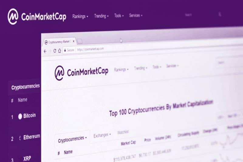 Tại sao nên lựa chọn Coin Market Cap để đầu tư?